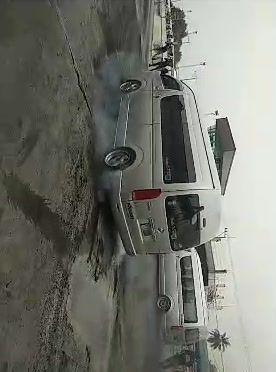 ได้แค่ไหน เอาแค่นั้น อันดับ3 ก็ดีเรว555รุ่น Van VIP ปั้มเดิม (น้ำหนัก2,500 กก.) ยางเรเดรียล🚎🚎🚎💨💨💨#มันเป็นเรื่องของรถตู้