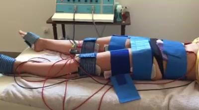 Séance de musculation