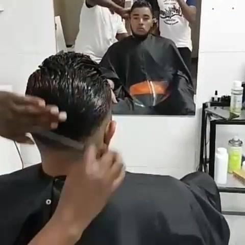 #professionalbarber  All hair types @hairandbeautyloungezw