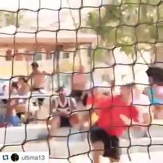 Preview of The Pearl Qatar Cup 2015 beach tennis tournament at Qanat Quartier