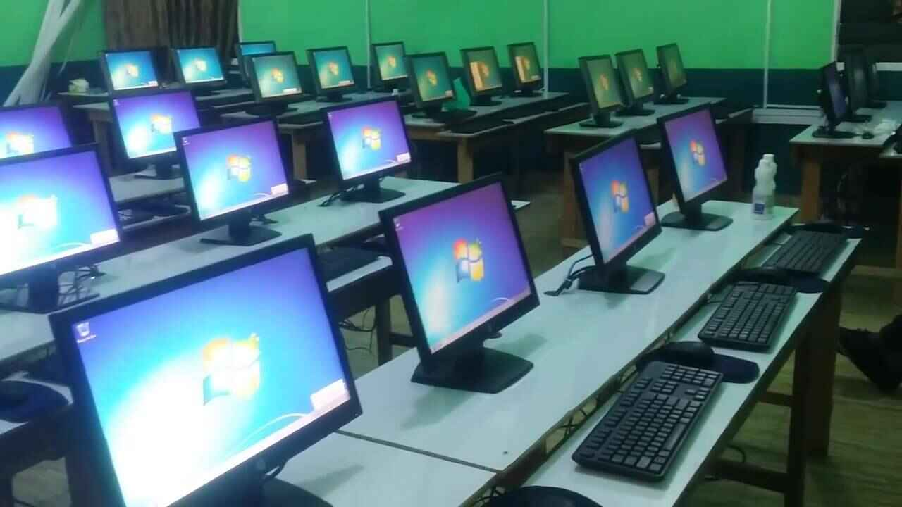 We make your ICT lab look better and modern. Only 1 System Unit for 40 students70% upfront purchasing cost savings80 % e...