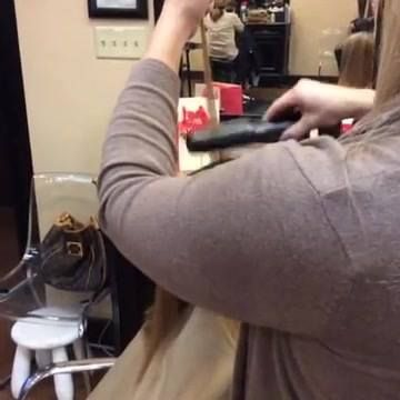 #ShimmerHighlights #NODAMAGE! Great for young ladies that want highlights without damaging the hair strand or your paren...