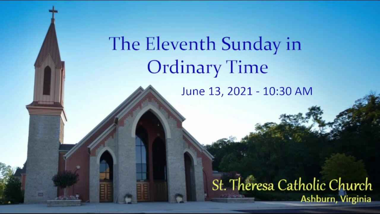 The Eleventh Sunday in Ordinary Time