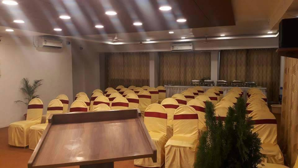 Hotel Shagun Executive Rinuate banquet Hall ...New look for Hall