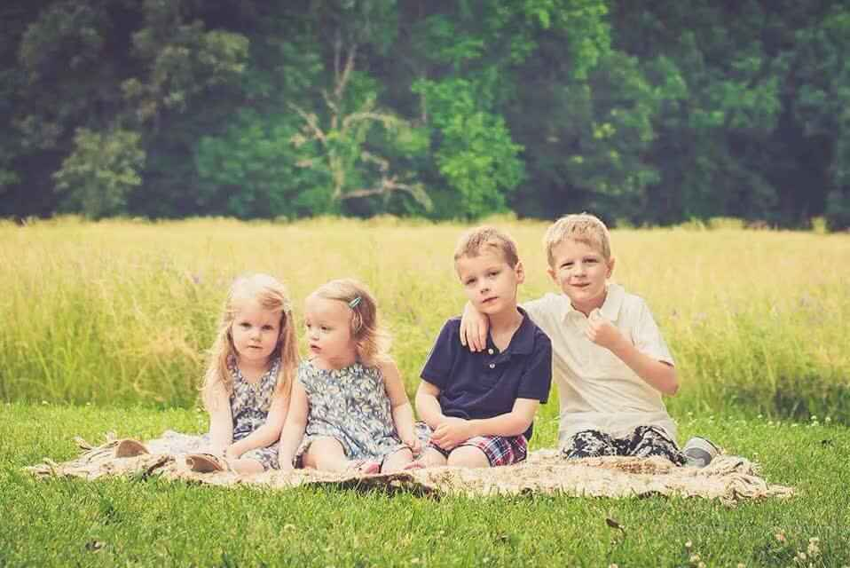 I think I'm catching my groove in kids photography. It's a true workout but the frozen  moments of sweetness, love and f...