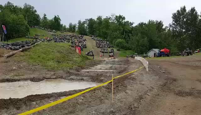 Obstacle course is underway here at Quadna Mud Nats! If you're in the area come check out our booth. $5 t-shirts, free s...