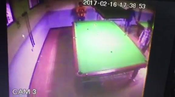 Another fantastic clearance from Abdul karim Smashing Yellow to black table clear#Stay Tuned....