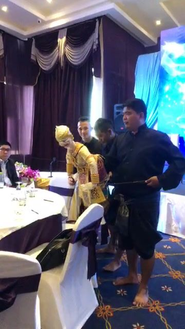Merge the art and soul to relay the life.Joe Louis's Puppet show. Private invitation to business meeting.#thaipuppet