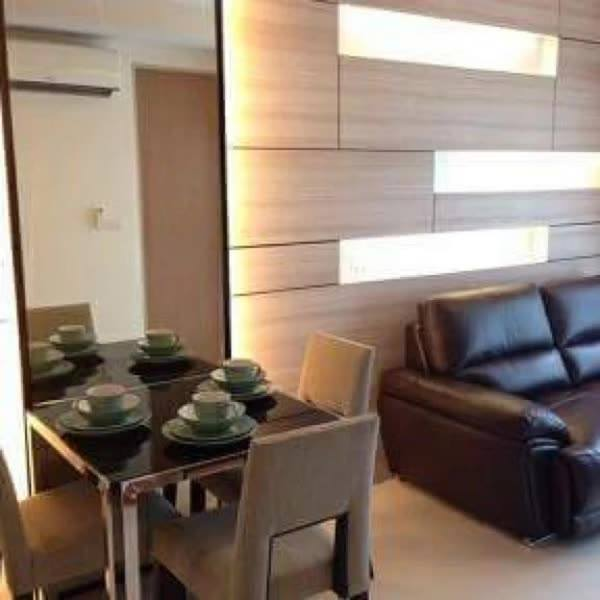 Thong Lor 2 Bedroom Condo For RentLe Cote @ Thong Lor 82 bed 2 bath 55sqm fully furnished with bathtub.35,000 baht / mon...